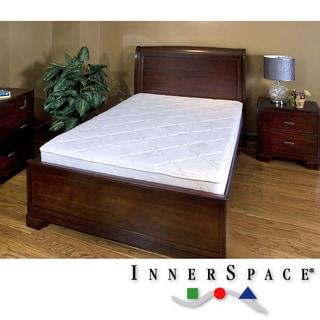 InnerSpace 8-inch Twin-size Luxury Gel-infused Memory Foam Mattress