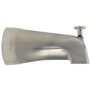 American Standard Satin Nickel 4-inch Divereter Tub Spout