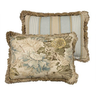 Rose Tree Madeline Reversible Breakfast Pillows (Set of 2)