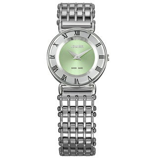 Jowissa Swiss Women's 'Roma Pastell' Stainless Steel Watch