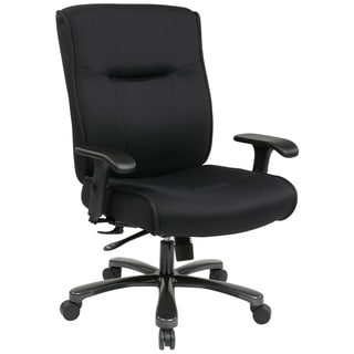 Office Star Products Pro-Line II Big and Tall Deluxe Executive Chair