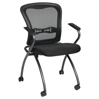 Pro-Line II Breathable ProGrid Padded Folding Chair (Pack of 2)