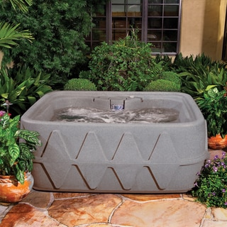 Aqua Rest X-400 GG Silver 4-person Spa