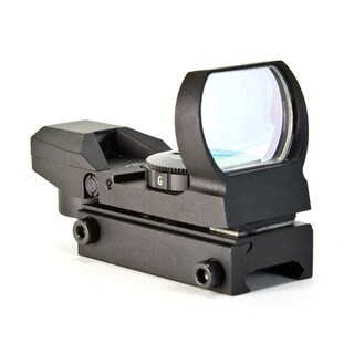 GMG Tactical Red / Green 4 Reticle Sight