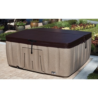 Aqua Rest X-600 GG Sandstone 6 Person Spa