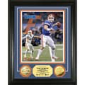 Tim Tebow University of Florida Gold Coin Photo Mint