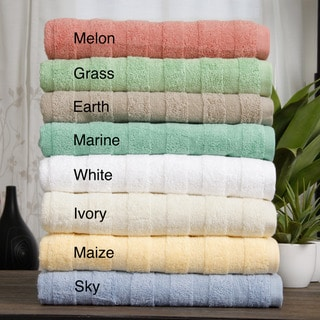 Sarina 10-piece Ringspun Bath Towel Set