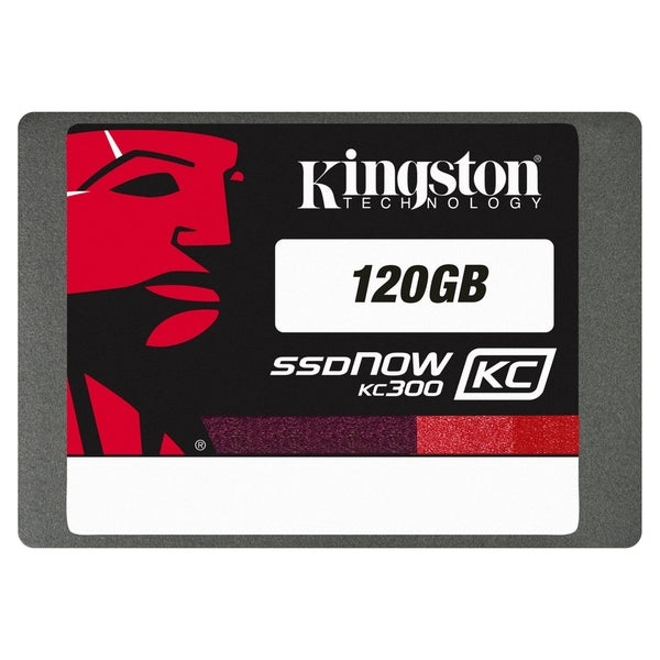 "Kingston SSDNow KC300 120 GB 2.5"" Internal Solid State Drive"