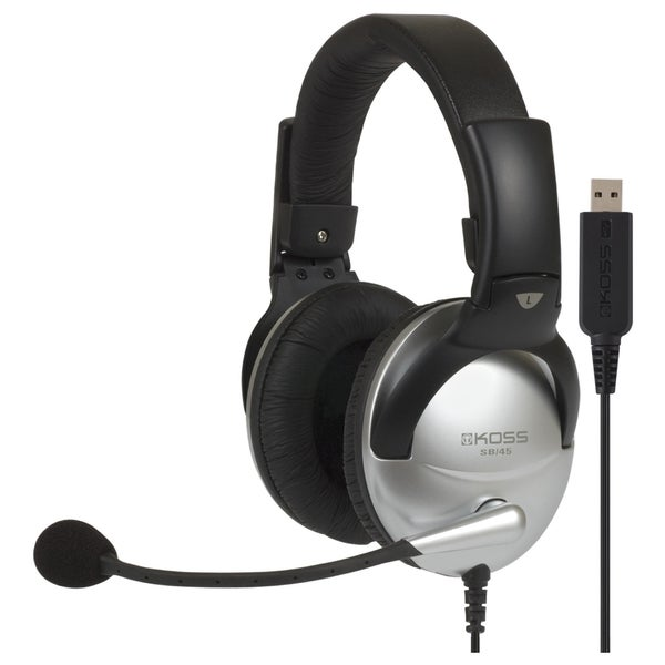 Koss SB45 USB Communication Headsets