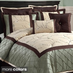 Alexandra 8-piece Comforter Set