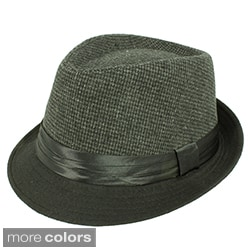 Faddism Unisex Fashion Fedora Hat