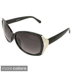 Apopo Eyewear Retro Oval Fashion Sunglasses