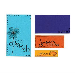 Sizzix Originals Rectangles by E.L. Smith Die