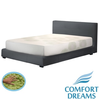 Comfort Dreams Lifestyle Collection Overall Relief 10-inch Full-size Memory Foam Mattress