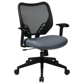 Office Star Products Space 81 Series Dark Air Grid Back Chair