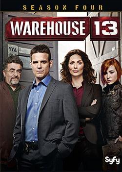 Warehouse 13: Season Four (DVD)