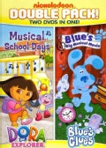 Dora The Explorer: Dora Musical School Days/Blue's Clues: Blue's Big Musical Movie (DVD)