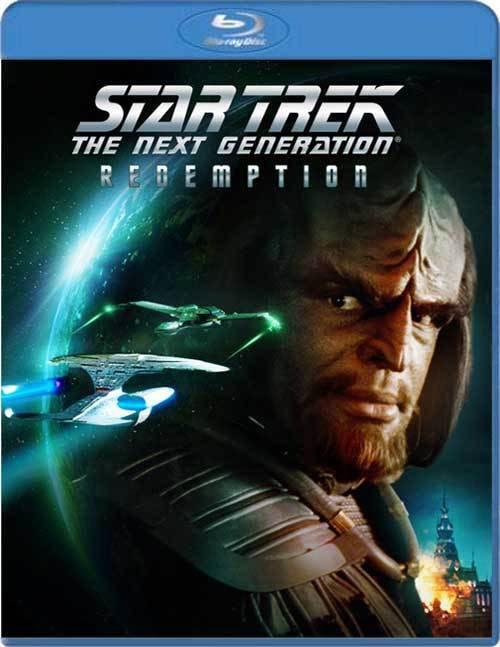 Star Trek: The Next Generation Redemption (Blu-ray Disc)