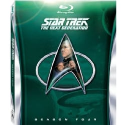Star Trek: The Next Generation Season 4 (Blu-ray Disc)