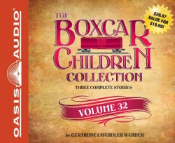 The Boxcar Children Collection: The Ice Cream Mystery, The Midnight Mystery, The Mystery in the Fortune Cookie (CD-Audio)