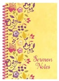 Sermon Notes: Cover 2 (Notebook / blank book)