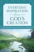 Everyday Inspiration from God's Creation: A Daily Devotional (Paperback)