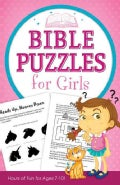 Bible Puzzles for Girls (Paperback)