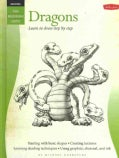 Dragons: Lean to Draw Step by Step (Hardcover)