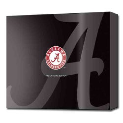 Alabama Crimson Tide: The Crystal Edition (Hardcover)