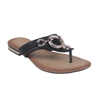 Bonnibel by Beston Women's 'BONZO-1' Slip-on Flip-flops