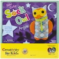 Sew Cute Sock Project Kit-Owl