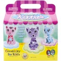 Cute Kitties Bobble Heads Kit