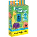 Creativity For Kids Activity Kits-Fuzzy Buddies (makes 5)