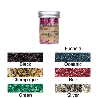 Stampendous Glass Glitter 1 Ounce