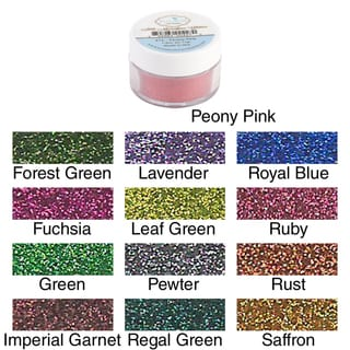 Elizabeth Crafts Silk Microfine Glitter 11 Grams
