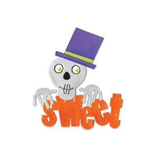 Sizzix 'Sweet' Skull/ Tophat Bigz Die