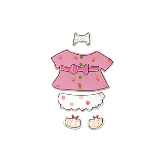Sizzix Animal Dress Ups Girl Outfit by Dena Designs Originals Die