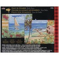 "Paint By Number Studio Set 11""X14"" 2/Set-Plantation Key"