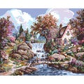 "Paint By Number Kit 16""X20""-Angel Falls"