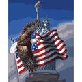 "Paint By Number Kit 16""X20""-Liberty"