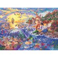 Disney Dreams Collection By Thomas Kinkade Little Mermaid