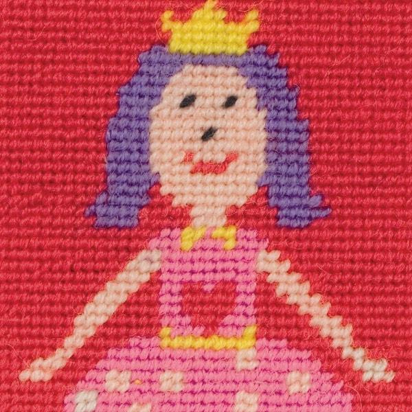 Ruby 1st Kit Tapestry Kit