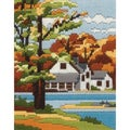 Autumn Days Long Stitch Kit