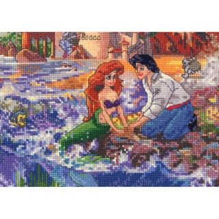 Disney Dreams Collection By Thomas Kinkade Little Mermaid