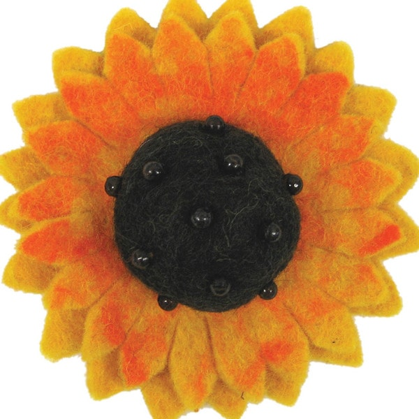 Feltworks Sunflower