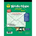 Kreate-A-Lope Envelope Template-A2