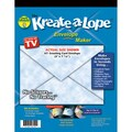 Kreate-A-Lope Envelope Template-A7