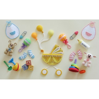 Quilling Kit-Bundle Of Joy