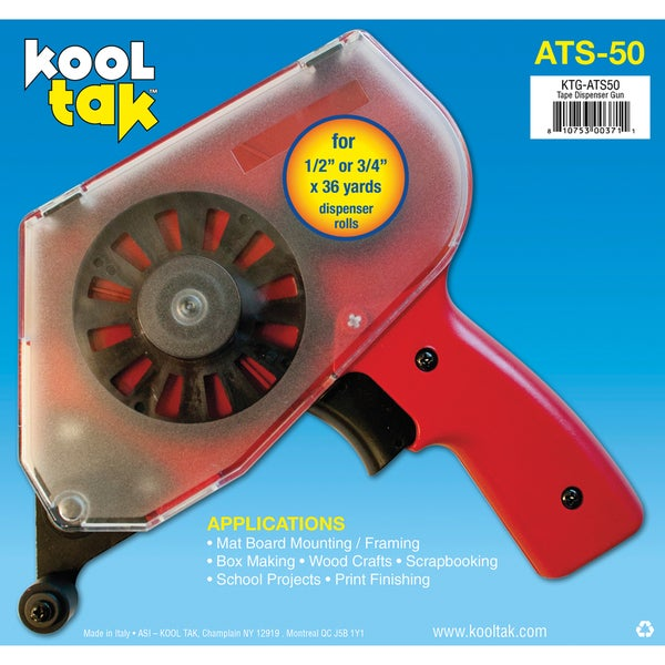 Kool Tak Tape Dispenser Gun