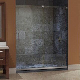 DreamLine Mirage 56 to 60-inch Frameless Sliding Shower Door